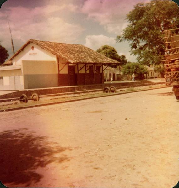 Estação ferroviária da RFFSA : Pirapemas, MA - [19--]