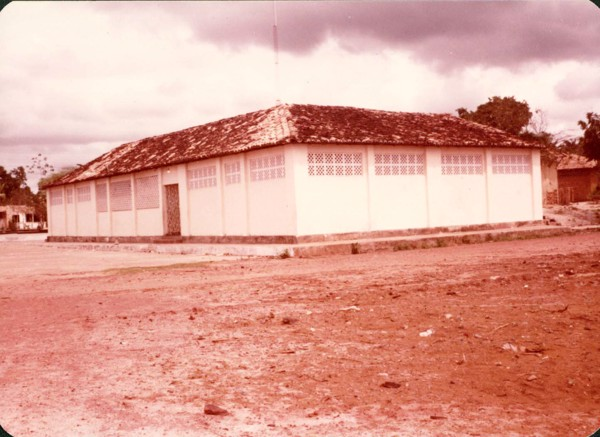 Escola Maria Antônia Pires Castro : Presidente Juscelino, MA - [19--]