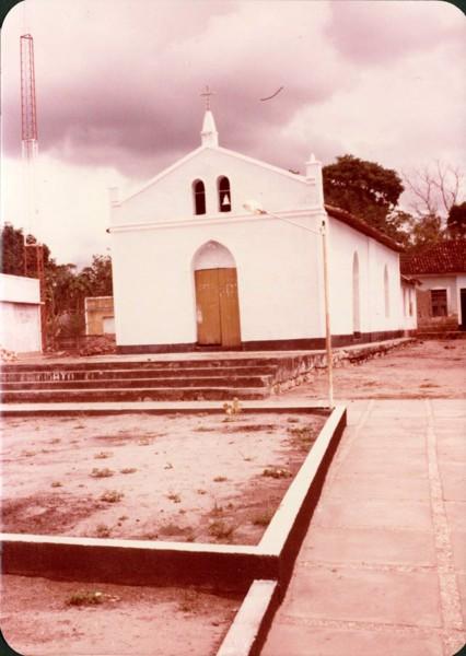 Igreja de Santo Antônio : Presidente Juscelino, MA - [19--]