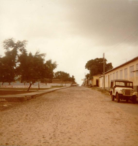 Rua Coronel Gustavo : Santa Helena, MA - [19--]