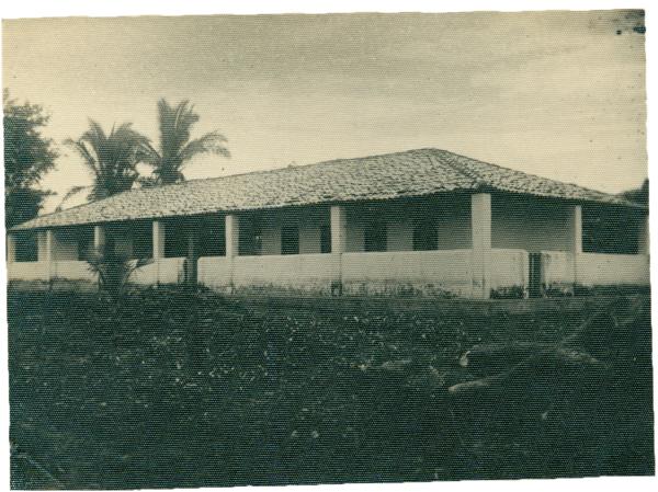 Escola Rural Francisco Moreira : Santa Quitéria do Maranhão, MA - [19--]