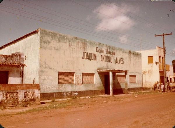 Escola Municipal Joaquim Antônio Alves : Santa Rita, MA - [19--]