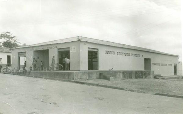Centro de abastecimento municipal : Santo Antônio dos Lopes, MA - [19--]