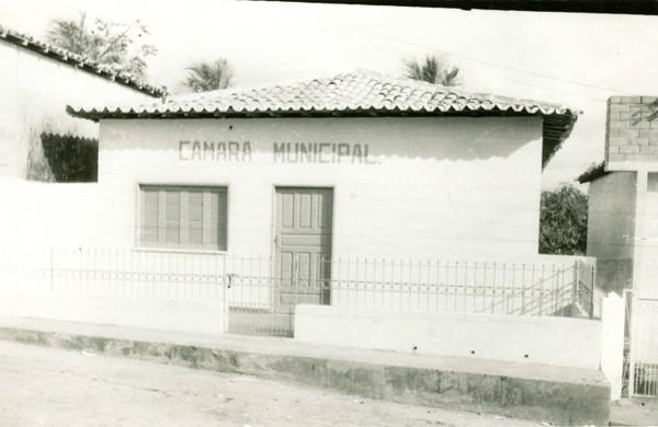 Câmara Municipal : Santo Antônio dos Lopes, MA - [19--]