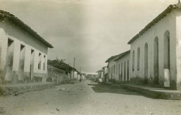 Rua Getúlio Vargas : São Bento, MA - [19--]