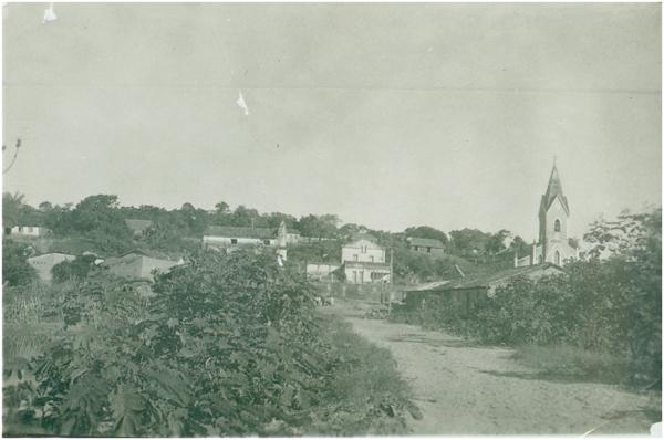 Vista parcial da cidade : São Bernardo, MA - [19--]