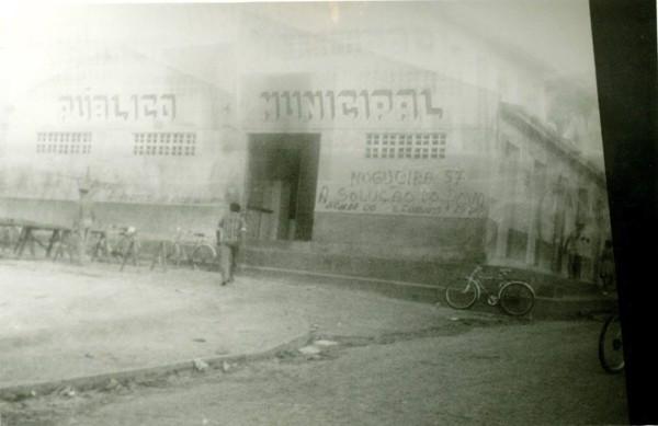 Mercado municipal : São Domingos do Maranhão, MA - [19--]