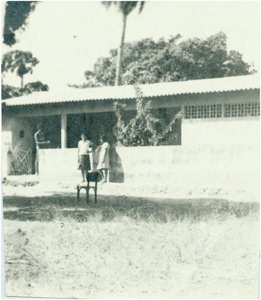 Casa de Saúde José Piauí : São Félix de Balsas, MA - [19--]