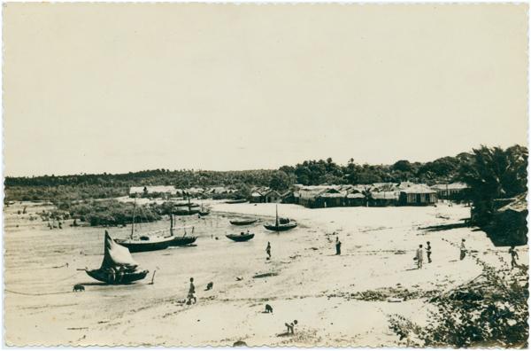 Praia do Barbosa : São José de Ribamar, MA - [19--]