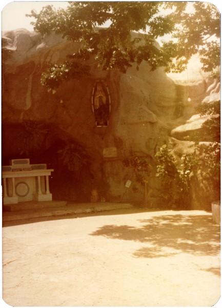 Gruta de Lourdes : São José de Ribamar, MA - [19--]