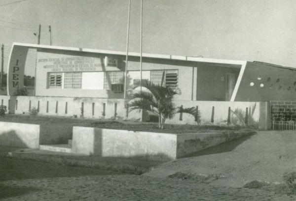 Hospital do Ipem : São João dos Patos, MA - [19--]