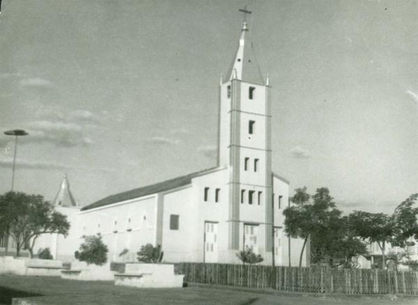 Igreja Matriz de São João Batista : São João dos Patos, MA - [19--]
