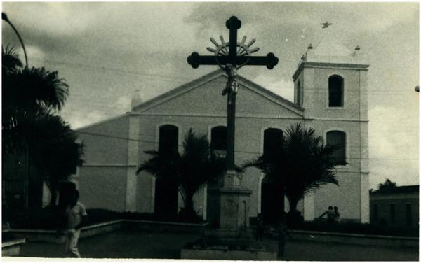 Igreja Matriz de Nossa Senhora de Nazaré : Vitória do Mearim, MA - [19--]