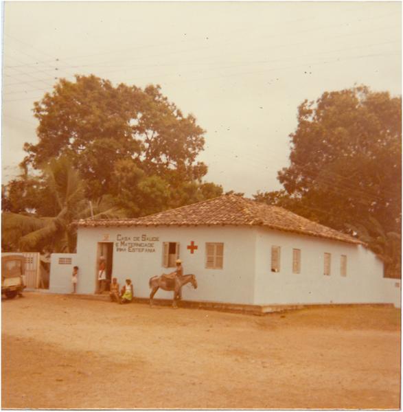 Casa de Saúde e Maternidade Irmã Estefânia : São Vicente Ferrer, MA - [19--]