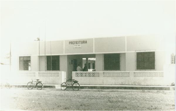 Prefeitura Municipal : Urbano Santos, MA - [19--]