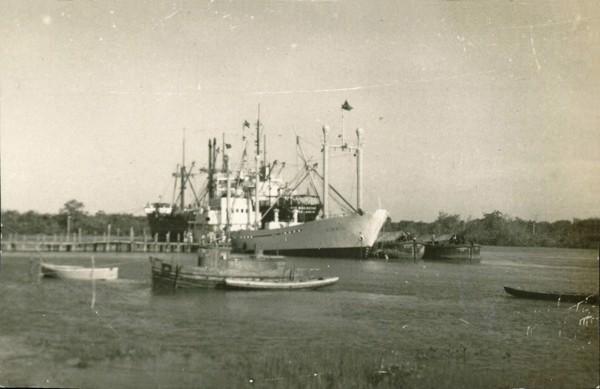 Rio Parnaíba : porto : Tutóia, MA - [19--]