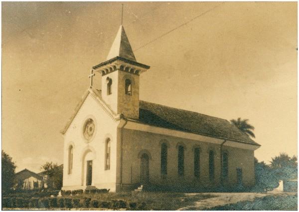 [Igreja Nossa Senhora das Neves] : Ribeirão das Neves, MG - [19--]