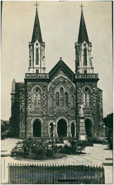 Igreja São Domingos : Uberaba, MG - [19--]