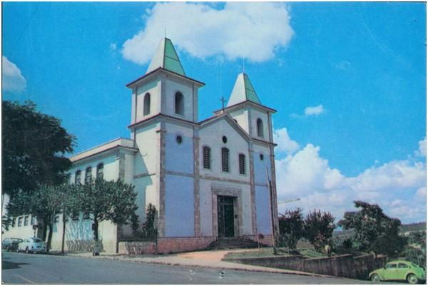 Igreja Matriz de São Gonçalo : Contagem, MG - [19--]