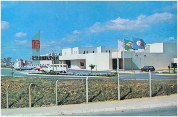 Brasilton Contagem Hotel : Contagem, MG - [19--]