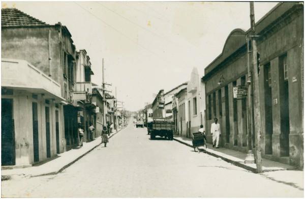 Rua Rui Barbosa : Passos, MG - [19--]