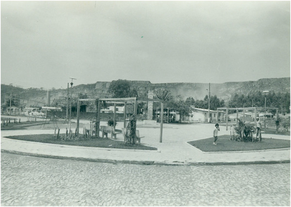 Praça Pedro Firmino : São José da Lapa (MG) - [19--]