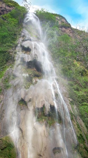 Cachoeira Boca da Onça : Bodoquena (MS) - 2012