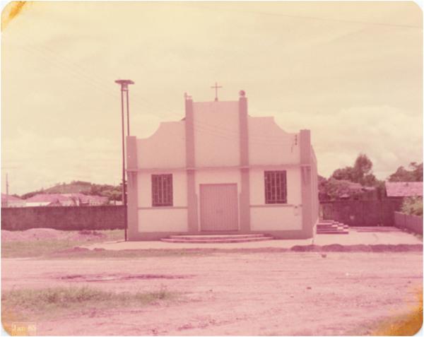 Igreja Nossa Senhora do Perpétuo Socorro : Bodoquena (MS) - 1985