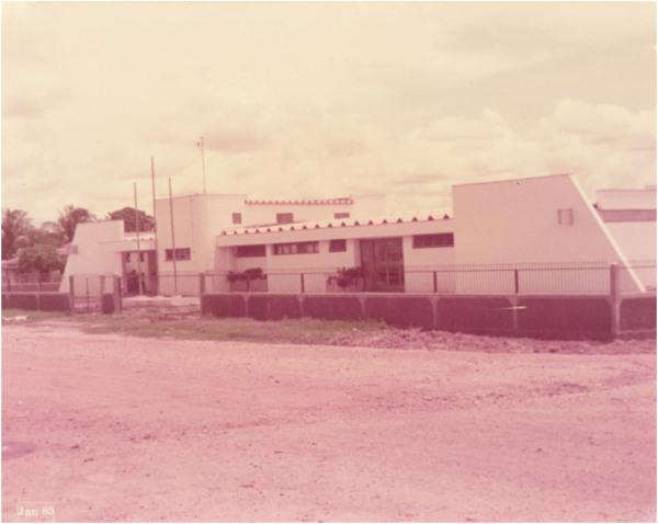 Prefeitura Municipal : Bodoquena (MS) - 1985