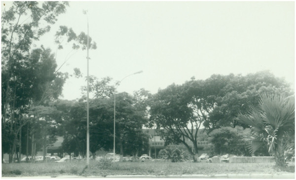 Aeroporto Marechal Rondon : Várzea Grande, MT - [19--]