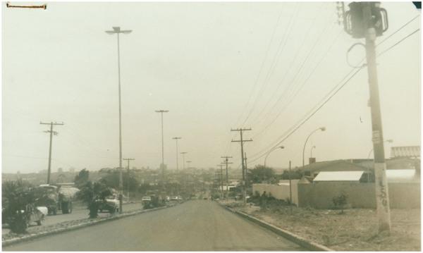 Avenida da FEB : Várzea grande, MT - [19--]