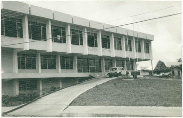 Palácio Executivo : Ananindeua, PA - 1983