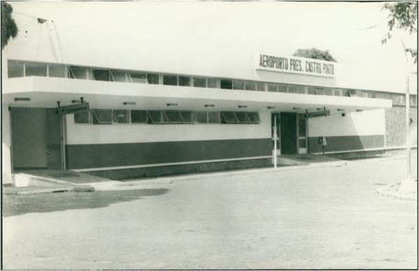 Aeroporto Presidente Castro Pinto : Bayeux, PB - [19--]