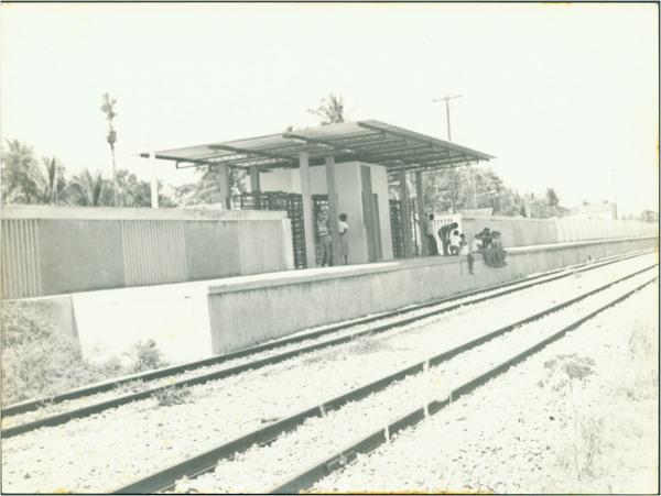 Estação Ferroviária : Bayeux, PB - [19--]