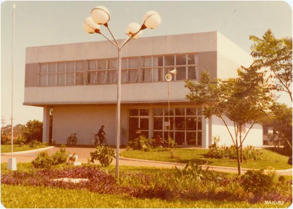 Casa da Cultura : Toledo (PR) - 1982