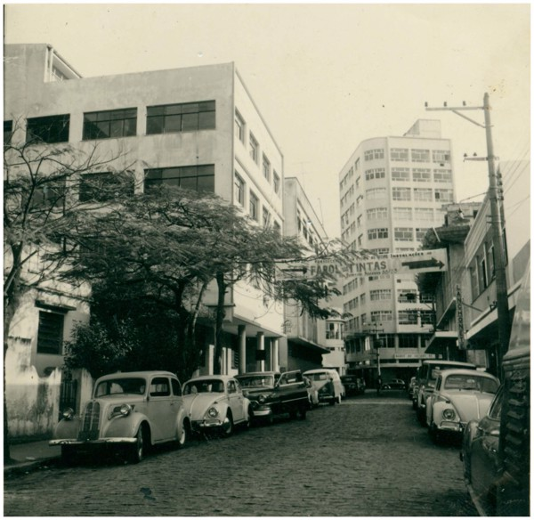 Rua Quintino Bocaiúva : Nova Iguaçu, RJ - [19--]