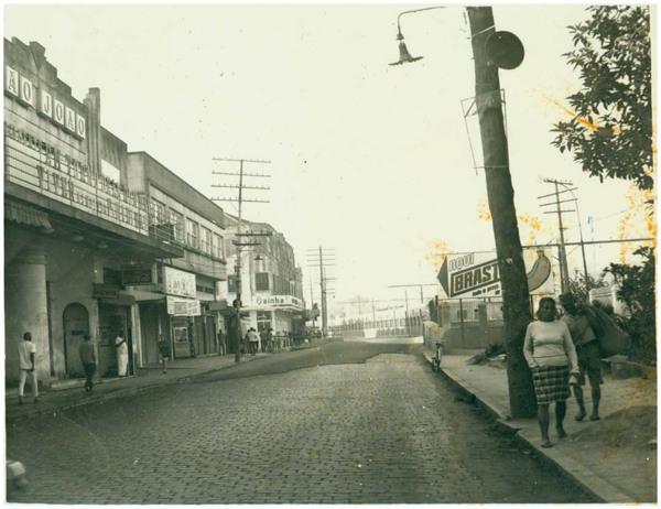 Vista parcial da cidade : São João de Meriti, RJ - [19--]