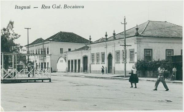 Rua General Bocaiúva : Itaguaí, RJ - [19--]