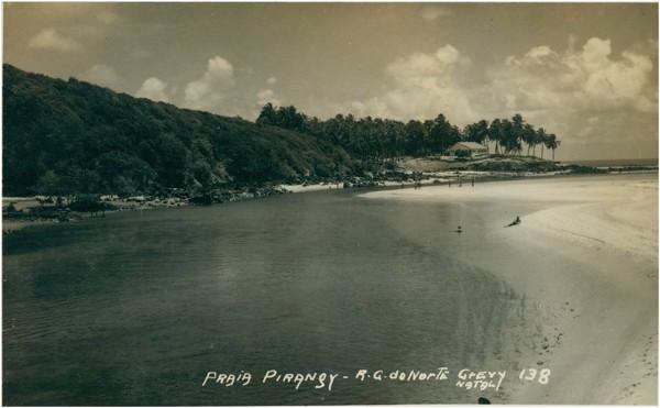 Rio Pirangi : Praia Pirangi : Parnamirim, RN - [19--]