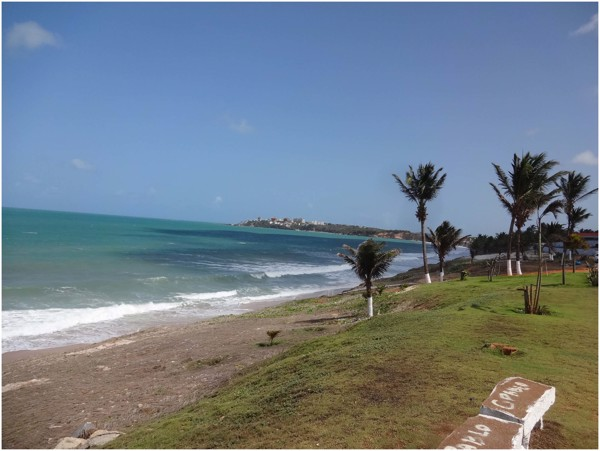 Praia de Cotovelo : Parnamirim, RN - 2016