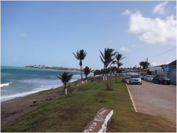 Praia de Cotovelo : Rua da Frente : Parnamirim, RN - 2016