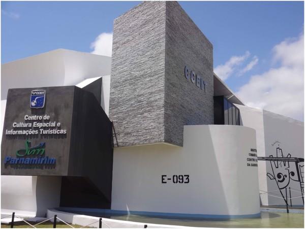 Centro de Cultura Espacial e Informações Turísticas : Parnamirim, RN - 2016