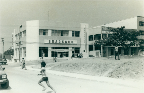 [Avenida Marechal Rondon] : Banco Bradesco S. A. : Ji-Paraná, RO - [19--]