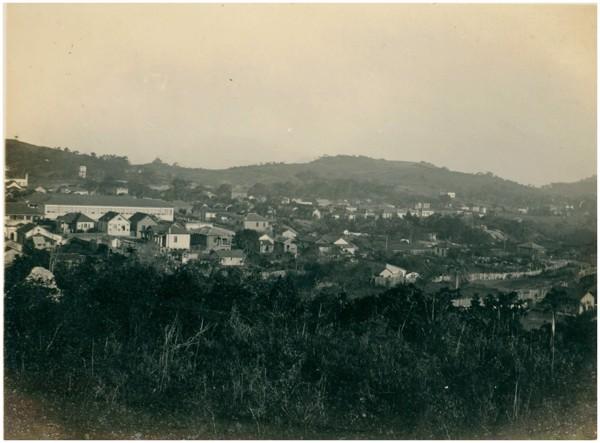 [Vista panorâmica da cidade] : São José, SC - [19--]