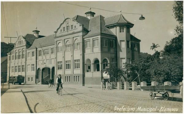 Prefeitura Municipal : Blumenau, SC - [19--]