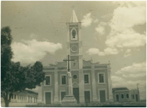 Igreja Matriz Bom Jesus dos Aflitos : Gararu, SE - [19--]