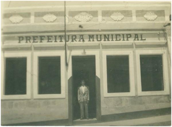Prefeitura Municipal : Gararu, SE - [19--]