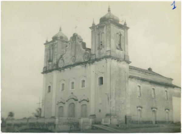 Igreja Matriz Nossa Senhora do Socorro : Nossa Senhora do Socorro, SE - [19--]