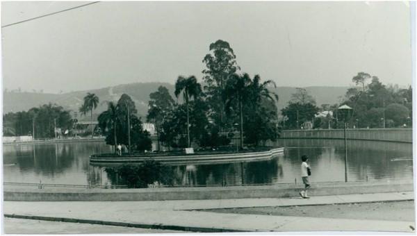 Lago [dos Patos] : Guarulhos, SP - [19--]