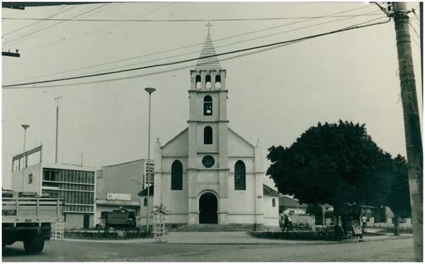 [Igreja Nossa Senhora do Rosário] : Guarulhos, SP - [19--]